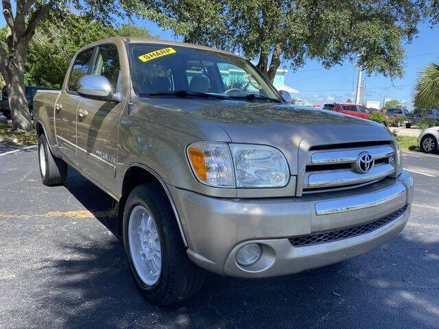 2006 Toyota Tundra for sale at Palm Bay Motors in Palm Bay FL