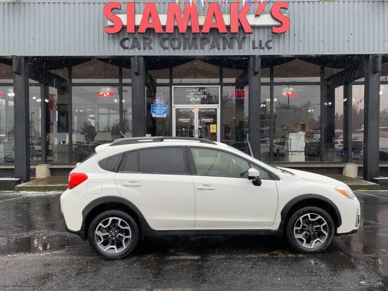 2017 Subaru Crosstrek for sale at Siamak's Car Company llc in Salem OR