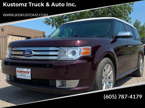 2011 Ford Flex for sale at Kustomz Truck & Auto Inc. in Rapid City SD