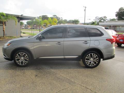 2016 Mitsubishi Outlander for sale at ARENA AUTO SALES,  INC. in Holly Hill FL