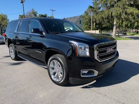 2019 GMC Yukon XL for sale at Dunn Chevrolet in Oregon OH