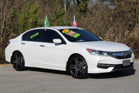2016 Honda Accord for sale at McMinn Motors Inc in Athens TN