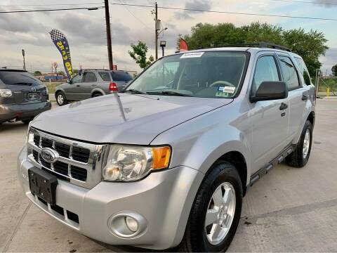 2010 Ford Escape for sale at Exclusive Ridaz in Houston TX