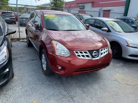 2013 Nissan Rogue for sale at Dream Cars 4 U in Hollywood FL