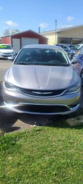 2015 Chrysler 200 for sale at Chicago Auto Exchange in South Chicago Heights IL