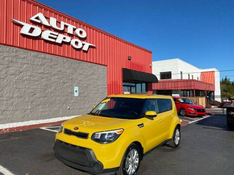 2015 Kia Soul for sale at Auto Depot - Nashville in Nashville TN