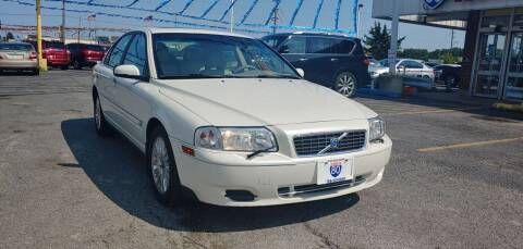 2004 Volvo S80 for sale at I-80 Auto Sales in Hazel Crest IL