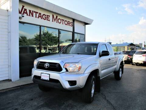 2013 Toyota Tacoma for sale at Vantage Motors LLC in Raytown MO