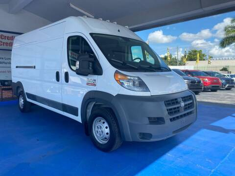 2016 RAM ProMaster Window for sale at ELITE AUTO WORLD in Fort Lauderdale FL