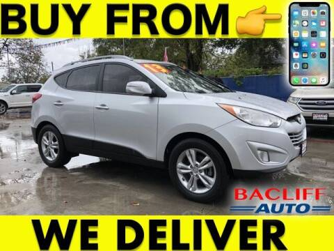 2013 Hyundai Tucson for sale at Bacliff Auto in Bacliff TX