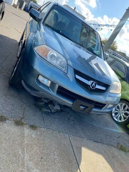2005 Acura MDX for sale at Bob Luongo's Auto Sales in Fall River MA