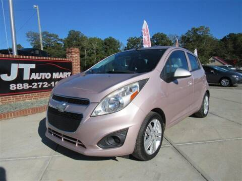 2013 Chevrolet Spark for sale at J T Auto Group in Sanford NC