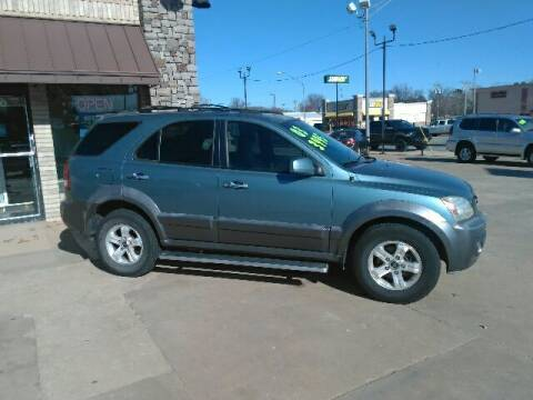 2003 Kia Sorento for sale at NORTHWEST MOTORS in Enid OK