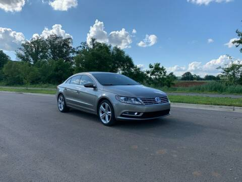 2013 Volkswagen CC for sale at Tennessee Valley Wholesale Autos LLC in Huntsville AL