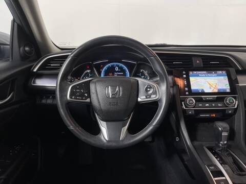 2017 Honda Civic for sale at CU Carfinders in Norcross GA