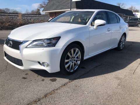 2014 Lexus GS 350 for sale at Elite Motorcars in Smyrna TN
