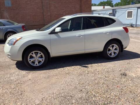 2008 Nissan Rogue for sale at Paris Fisher Auto Sales Inc. in Chadron NE