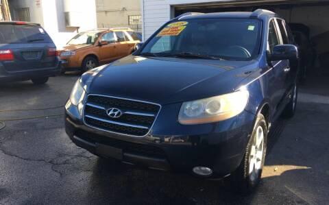 2008 Hyundai Santa Fe for sale at Jeff Auto Sales INC in Chicago IL