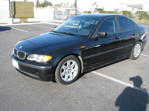 2002 BMW 3 Series for sale at M&N Auto Service & Sales in El Cajon CA