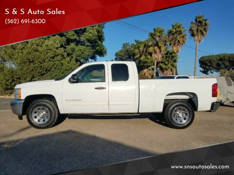 2013 Chevrolet Silverado 1500 for sale at S & S Auto Sales in La  Habra CA