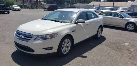 2011 Ford Taurus for sale at Kingz Auto LLC in Portland OR