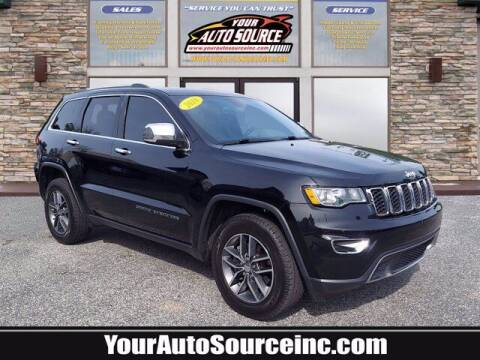 2018 Jeep Grand Cherokee for sale at Your Auto Source in York PA
