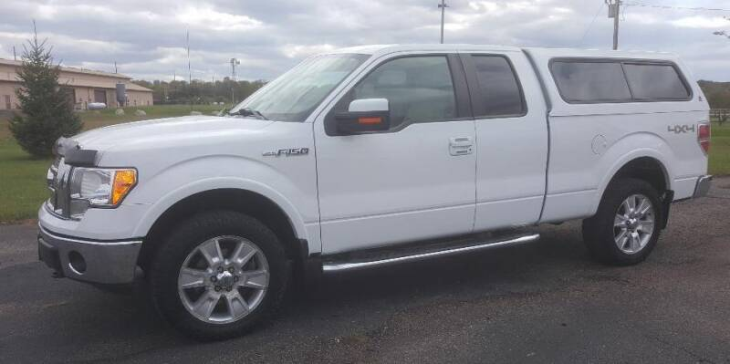 2011 Ford F-150 for sale at Green Valley Sales & Leasing in Jordan MN