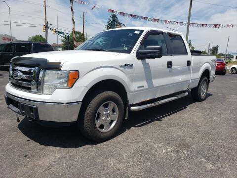 2012 Ford F-150 for sale at Right Place Auto Sales in Indianapolis IN