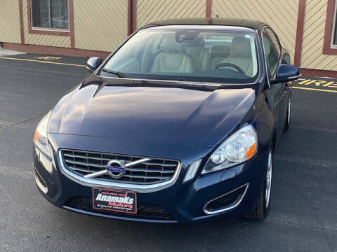 2013 Volvo S60 for sale at Anamaks Motors LLC in Hudson NH