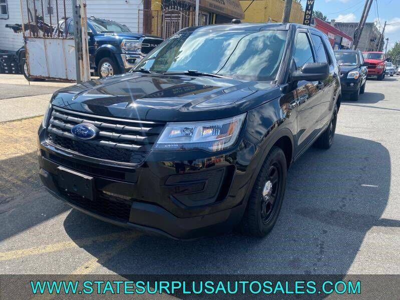 2016 Ford Explorer for sale at State Surplus Auto in Newark NJ