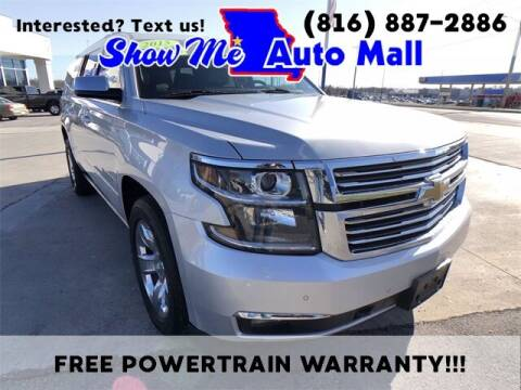 2015 Chevrolet Suburban for sale at Show Me Auto Mall in Harrisonville MO