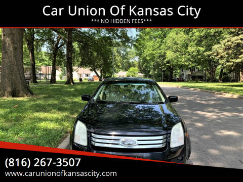 2008 Ford Fusion for sale at Car Union Of Kansas City in Kansas City MO