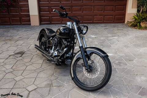 2006 Harley Davidson Softail  for sale at Premier Auto Group of South Florida in Wellington FL