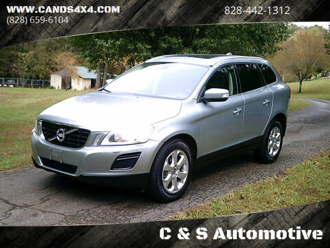 2013 Volvo XC60 for sale at C & S Automotive in Nebo NC