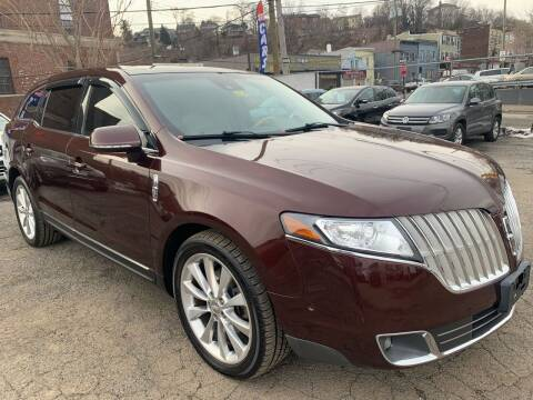 2010 Lincoln MKT for sale at TD MOTOR LEASING LLC in Staten Island NY