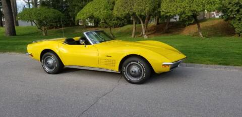 1971 Chevrolet Corvette for sale at Classic Motor Sports in Merrimack NH