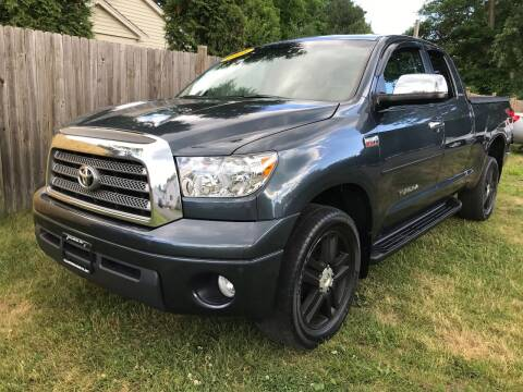 2008 Toyota Tundra for sale at ALL Motor Cars LTD in Tillson NY