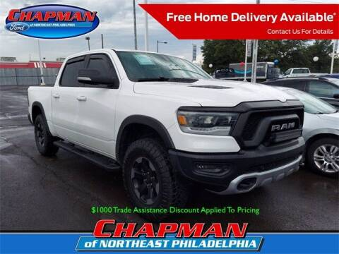 2019 RAM Ram Pickup 1500 for sale at CHAPMAN FORD NORTHEAST PHILADELPHIA in Philadelphia PA