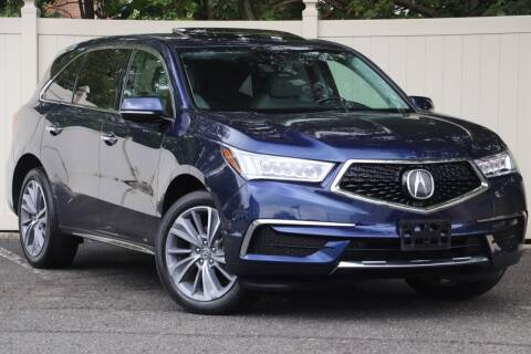 2017 Acura MDX for sale at Jersey Car Direct in Colonia NJ