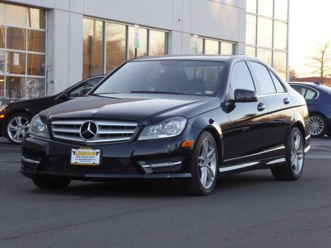 2013 Mercedes-Benz C-Class for sale at Loudoun Motor Cars in Chantilly VA