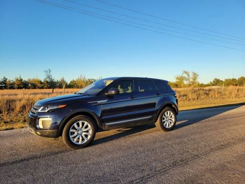 2016 Land Rover Range Rover Evoque for sale at TNT Auto in Coldwater KS