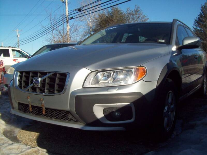2008 Volvo XC70 for sale at Frank Coffey in Milford NH