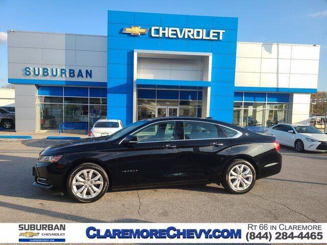 2019 Chevrolet Impala for sale at Suburban Chevrolet in Claremore OK