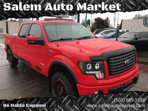 2011 Ford F-150 for sale at Salem Auto Market in Salem OR