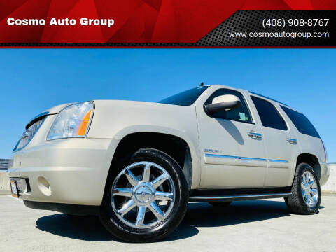 2012 GMC Yukon for sale at Cosmo Auto Group in San Jose CA