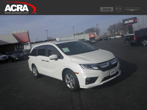 2018 Honda Odyssey for sale at BuyRight Auto in Greensburg IN