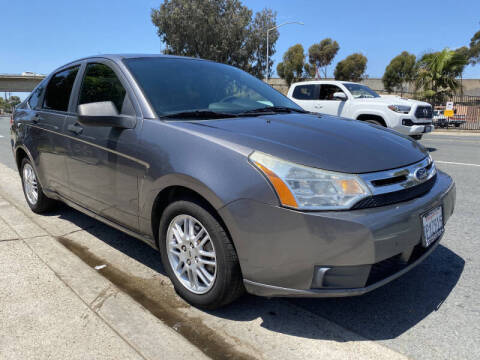 2011 Ford Focus for sale at Beyer Enterprise in San Ysidro CA