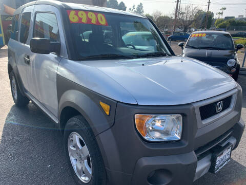 2003 Honda Element for sale at CARZ in San Diego CA