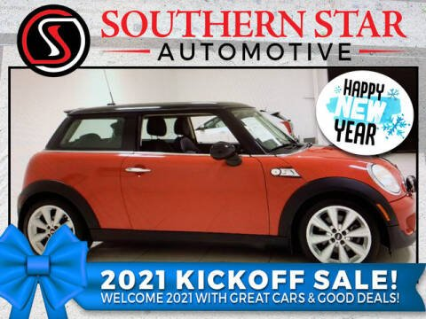 2011 MINI Cooper for sale at Southern Star Automotive, Inc. in Duluth GA