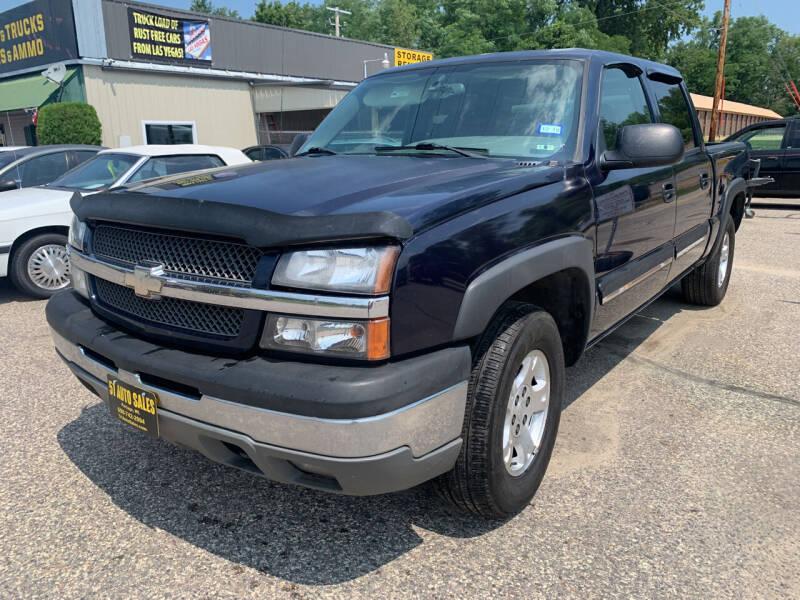 2005 Chevrolet Silverado 1500 for sale at 51 Auto Sales Ltd in Portage WI